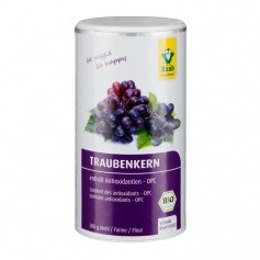 Raab Vitalfood Bio Traubenkernmehl