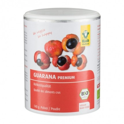 Raab Vitalfood Guarana Pulver