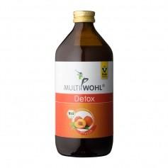 Raab Vitalfood MultiWohl Detox Pfirsich