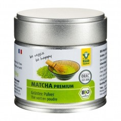 Raab Vitalfood Bio Premium Matcha Tee