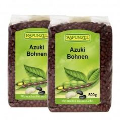 2 x RAPUNZEL Bio Azukibohnen