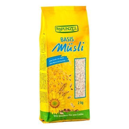 RAPUNZEL Bio Basis Müsli (2000 g)