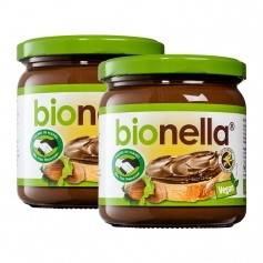 RAPUNZEL Bio bionella Nuss-Nougat-Creme
