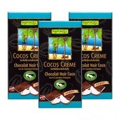 RAPUNZEL Bio Cocos Creme Zartbitter Schokolade