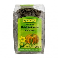 RAPUNZEL Geröstete Bio Kürbiskerne aus Europa