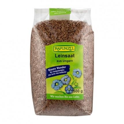 RAPUNZEL Bio Leinsaat braun (500 g)