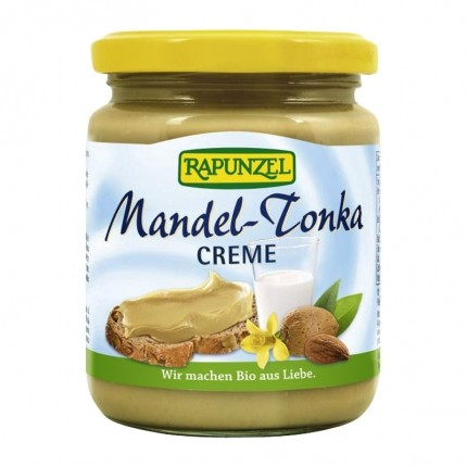 RAPUNZEL Bio Mandel-Tonka Creme