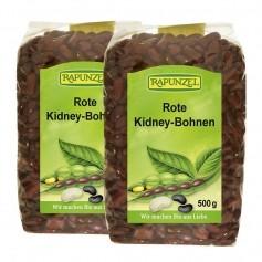 2 x RAPUNZEL Bio Kidney Bohnen rot