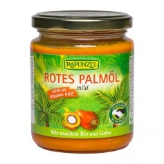 RAPUNZEL Rotes Palmöl mild HIH