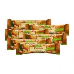 6 x RAPUNZEL Bio Fruchtschnitte Nut-Mix