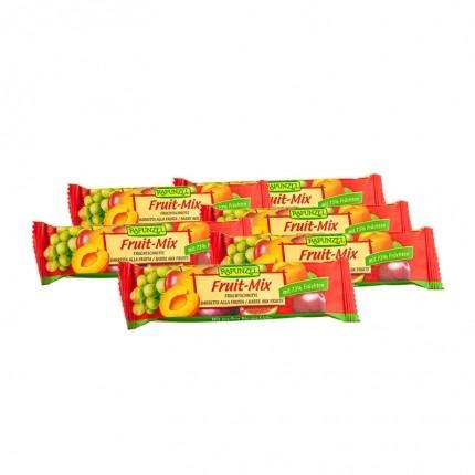 6 x RAPUNZEL Bio Fruchtschnitte Fruit-Mix