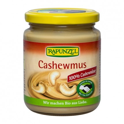 RAPUNZEL Ekologisk Cashewkräm