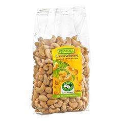 RAPUNZEL Ekologiska Cashewnötter, hela