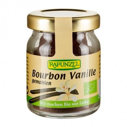RAPUNZEL Vanillepulver Bourbon