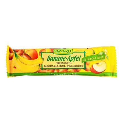 6 x RAPUNZEL økologisk fruktbar med banan og eple