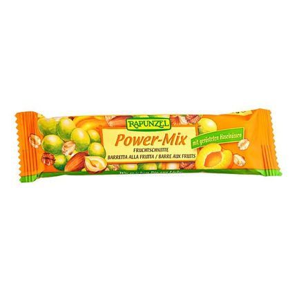 6 x RAPUNZEL økologisk fruktbar, power-miks