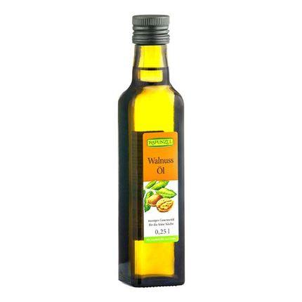 RAPUNZEL økologisk valnøtt-olje