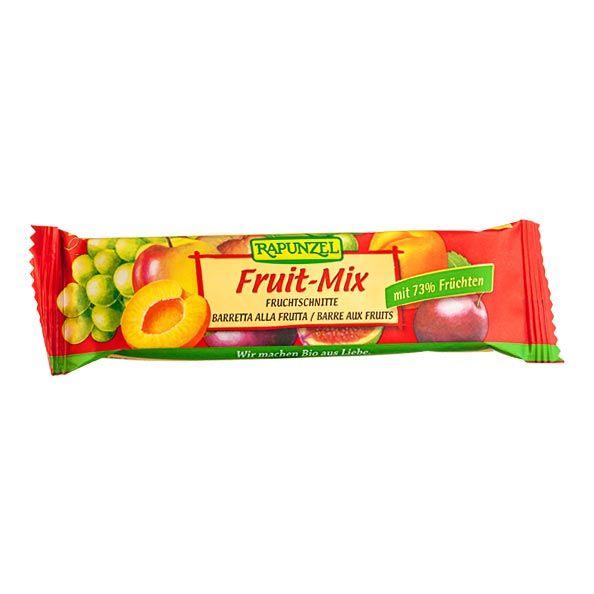 Rapunzel Organic Fruit Bar Fruit Mix Sun Dried Snacking