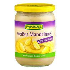 RAPUNZEL weisses Mandelmus Bio
