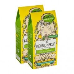 2 x Ravellis Bio-Kürbiskerne Joghurt Schoko Lemon