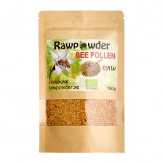 Raw Powder Bipollen, 150 g, eko