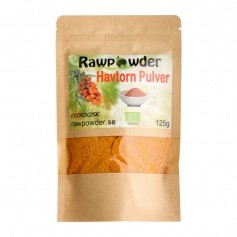 Raw Powder Havtorn pulver, 125 g, eko