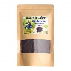 Raw Powder Blåbär Hela (frystorkad), 100 g, eko