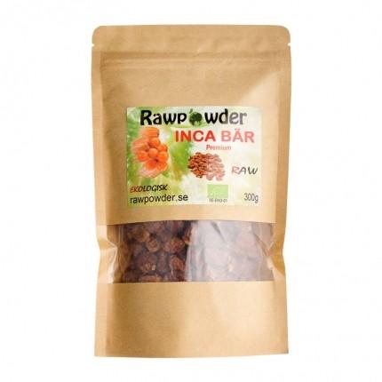 Raw Powder Inca Golden bär Premium, 300g , eko