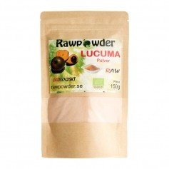 Raw Powder Lucuma, 150 g, eko