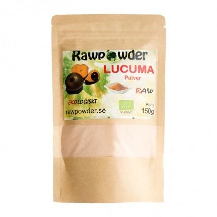 Raw Powder Lucuma, 150 g, eko
