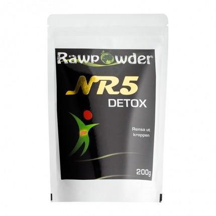 Raw Powder NR5 Detox