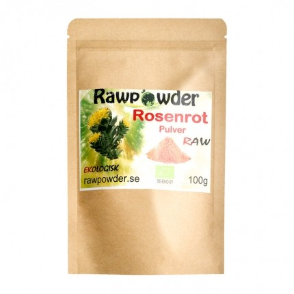 Raw Powder Rosenrot