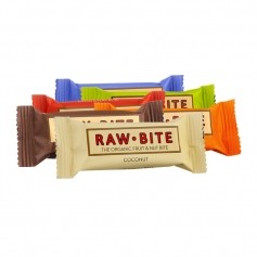 Rawbite Riegel Test-Paket
