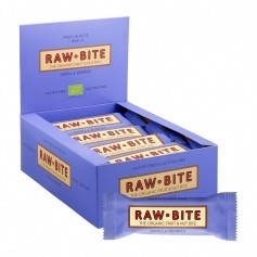 12 x Raw Food Raw Bite Vanilla Berry, Riegel