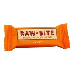 Raw Food Raw Bite Cashew, Bar