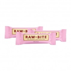 3 x Raw Food Raw Bite Protein, Riegel