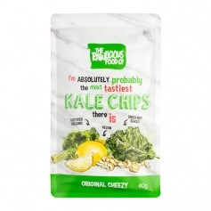Rawlicious Kale Chips Oh So Cheesey