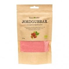 Rawpowder Jordgubbspulver (frystorkad) EKO