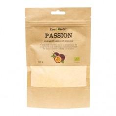 Rawpowder Passionfruktpulver frystorkad EKO