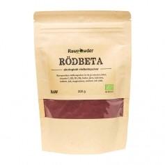 Raw Powder Rödbetspulver