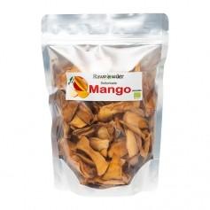 Rawpowder Soltorkade Mangobitar Amelie EKO