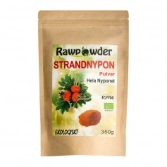 Raw Powder Nyponpulver
