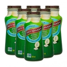 6 x Real Coconut Water Pulp
