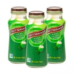 3 x Real Coconut Water Pure