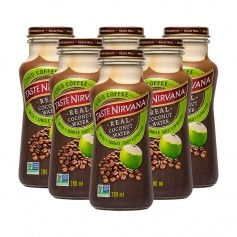 Real Coconut Water Pure, Kaffee