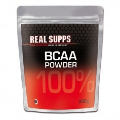 Real Supps 100% BCAA, pulver