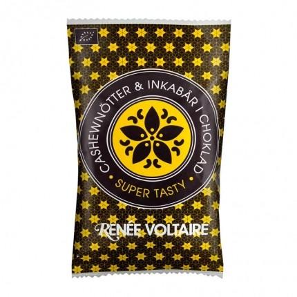 Renée Voltaire Cashew & Inkabär i Choklad