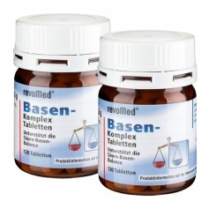 2 x revoMed Basen Komplex, Tabletten