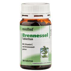 revoMed Brennenesle-tabletter med vitamin C