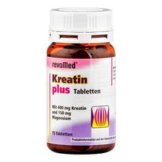 revoMed Creatin plus, Tabletten